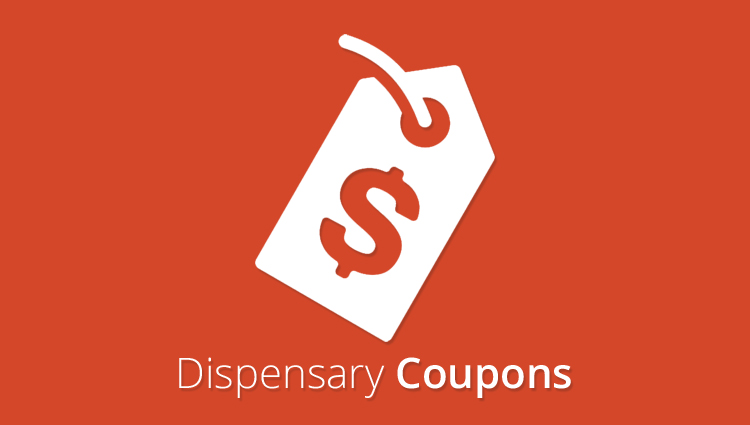 Dispensary Coupons - WP Dispensary
