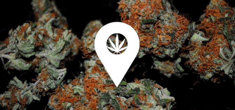 WP Dispensary's Locations add-on