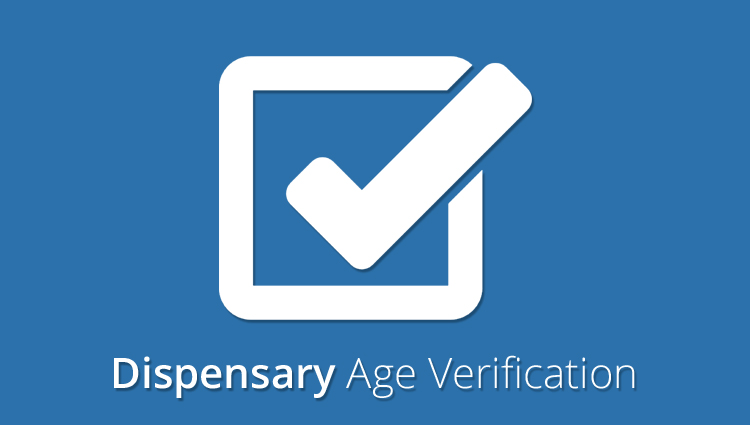 dispensary age verification add-on