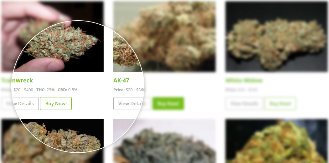 WP Dispensary's WooConnect buy now buttons for WooCommerce