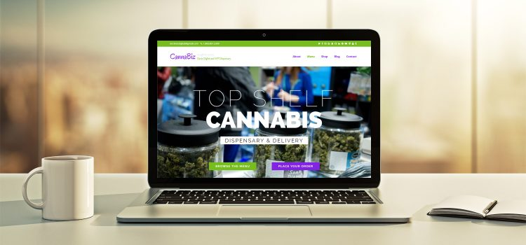CannaBiz - WordPress marijuana theme