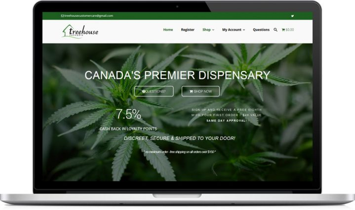 Cannabis Software For Dispensary Amp Delivery Services Wp
