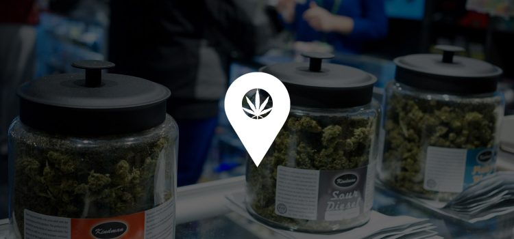dispensary locations add-on