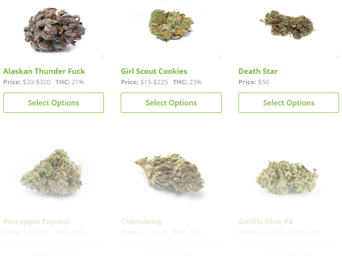 WP Dispensary eCommerce plugin for WordPress